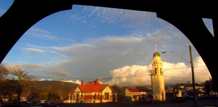 28_h_woodend clock tower & old post office