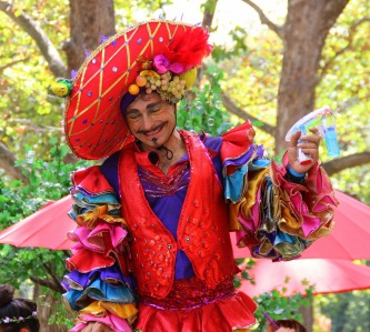 calypso entertainer